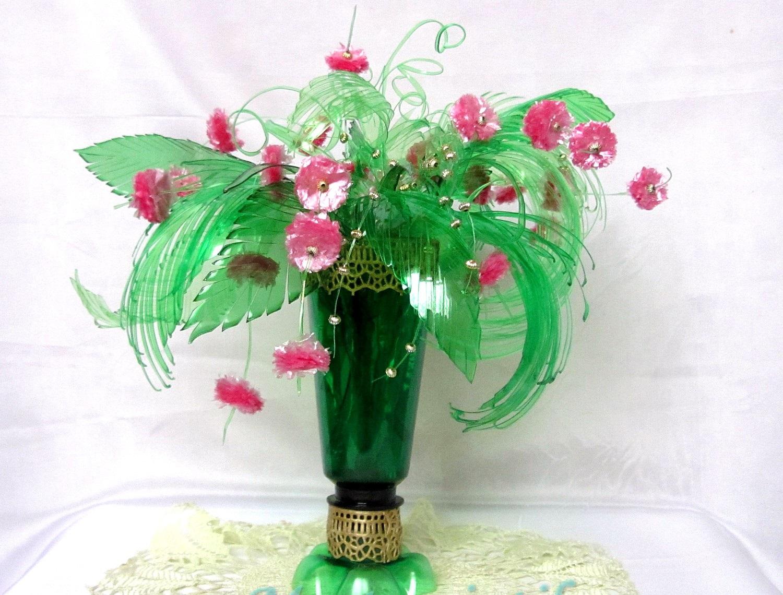 Горшки для цветов своими руками с пластиковых бутылок пошагово