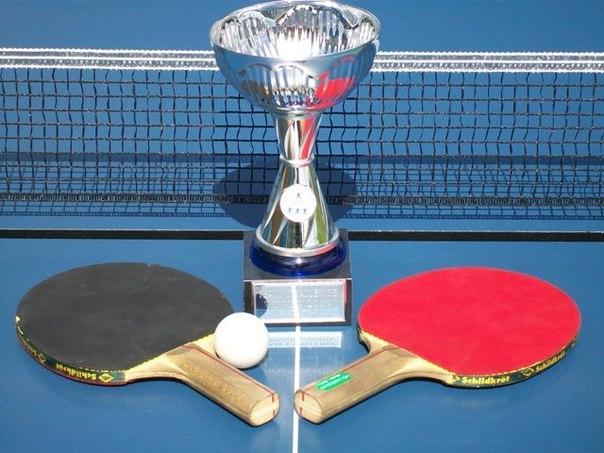 Картинки по запросу настольный теннис кубок