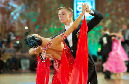 Международный конкурс бальных танцев в сочи