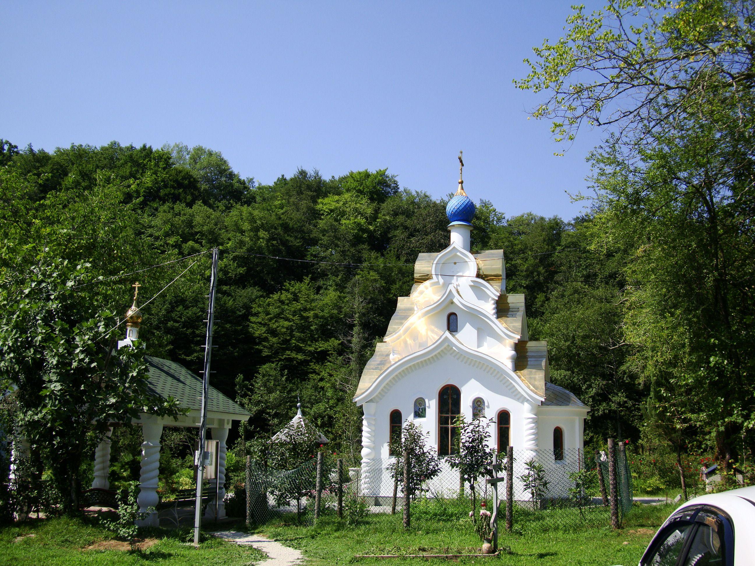 Село георгиевское костромская 17 фотография