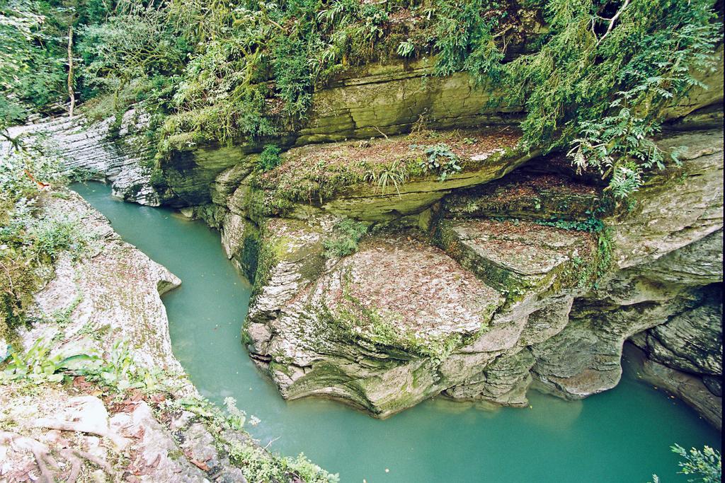 Каньоны реки псахо самостоятельно