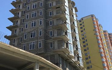 Перечень наиболее крупных объектов самовольного строительства в городе Сочи